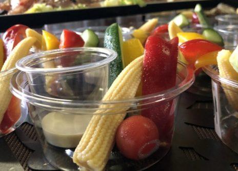 彩り旬野菜のバーニャカウダ